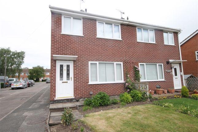 Thumbnail Semi-detached house to rent in Kingsnorth Close, Newark, Nottinghamshire.