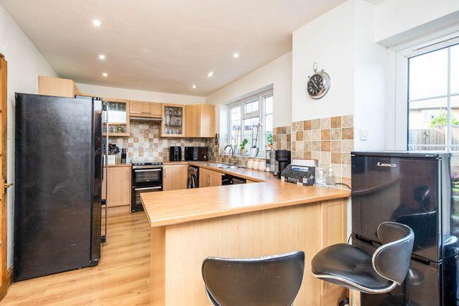Thumbnail End terrace house for sale in Ashdown, Letchworth Garden City