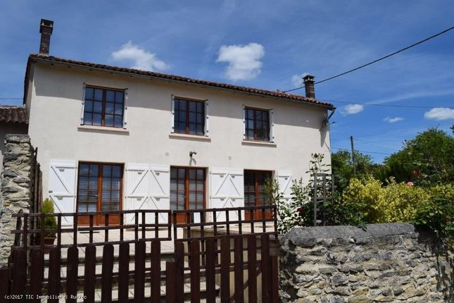 3 bed property for sale in Nanteuil En Vallee, Poitou-Charentes, 16350, France