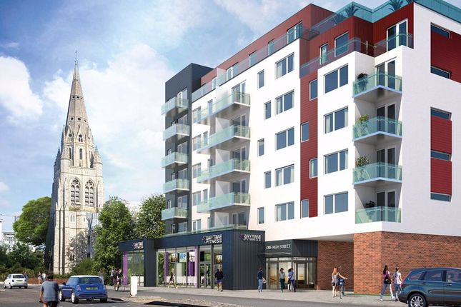 Thumbnail Flat for sale in High Street, Feltham