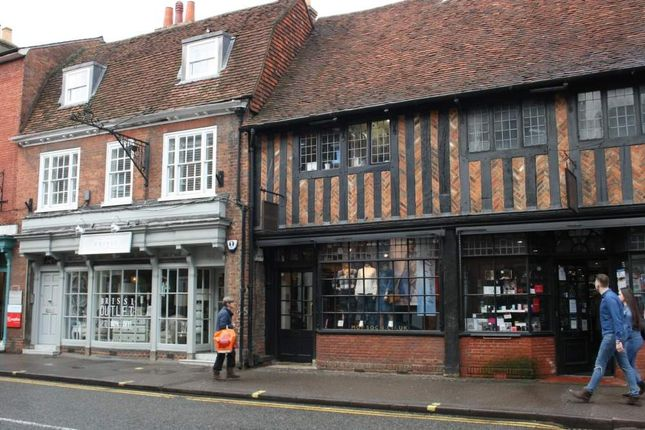 Thumbnail Retail premises to let in 113 West Street, Farnham