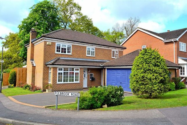 Thumbnail Detached house for sale in Fulbrook Road, Littleover, Derby