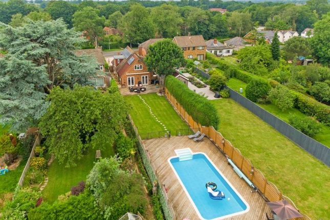 Thumbnail Detached house for sale in Holmer Green Road, Hazlemere, High Wycombe