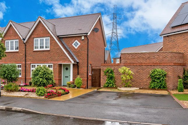 3 bedroom semi-detached house for sale in Elliot Drive, Churchbridge, Cannock