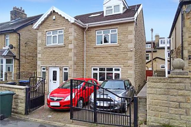 Thumbnail Detached house for sale in Upper Woodlands Road, Bradford