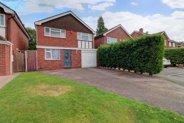Thumbnail Detached house for sale in Arden Drive, Wylde Green, Sutton Coldfield