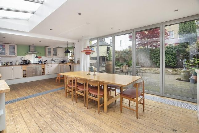 Dining Area of British Grove, Chiswick W4