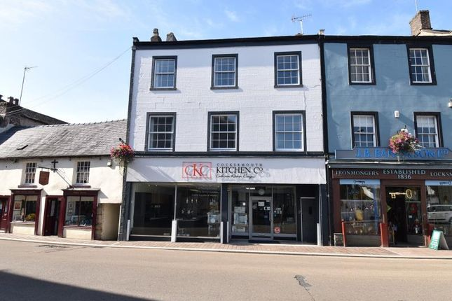 Thumbnail Flat to rent in 34A Market Place, Cockermouth, Cumbria