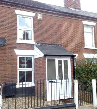 Thumbnail Terraced house to rent in 47 Carlyle Road, Norwich, Norfolk