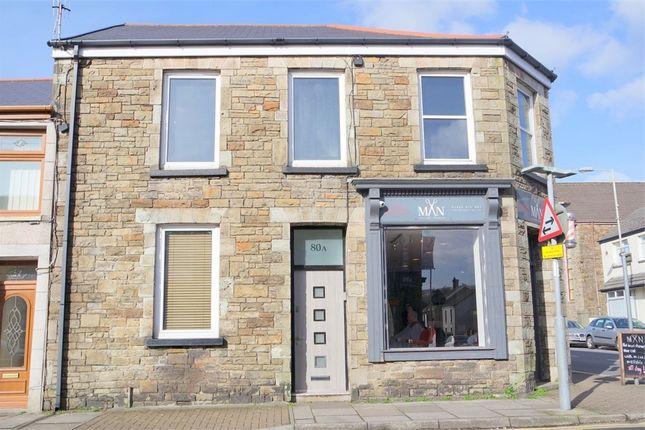 Thumbnail Flat to rent in Castle Street, Maesteg, Mid Glamorgan