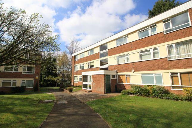 Thumbnail 2 bed flat for sale in Niall Close, Edgbaston, Birmingham