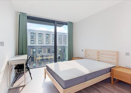 Bedroom 2 of Cashmere House, Leman Street, London E1