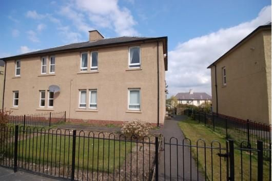 Thumbnail Flat to rent in Nevison Street, Larkhall