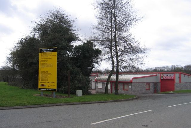 Thumbnail Industrial to let in Tweedale Court, Madeley, Telford