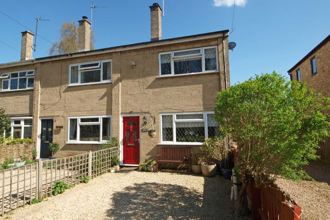 2 bed end terrace house for sale in Main Street, Fringford, Bicester