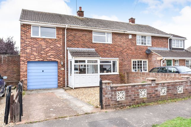 Thumbnail Semi-detached house for sale in Cleeve Road, Taunton
