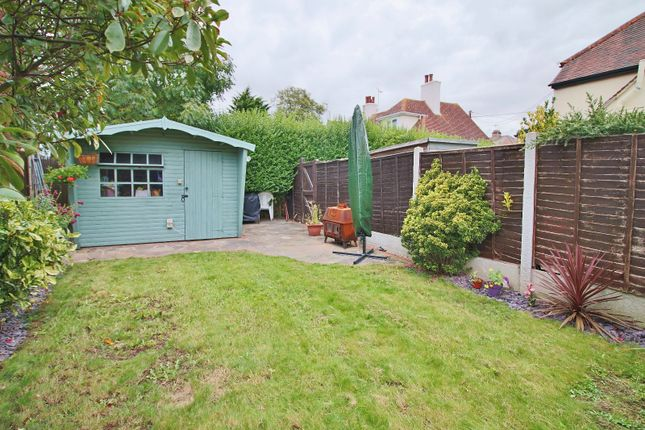Thumbnail Flat for sale in Stambridge Road, Rochford