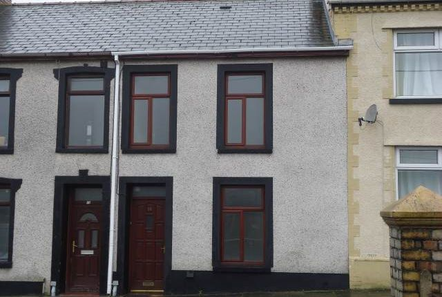 Thumbnail Terraced house to rent in Garden Street, Ebbw Vale