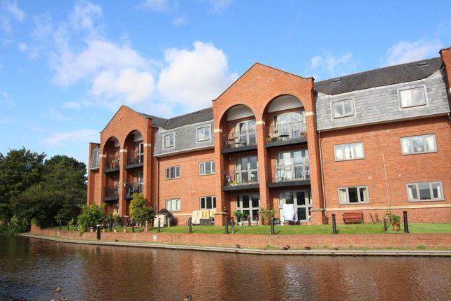 Thumbnail Flat for sale in Cameron Wharf, Stone, Staffordshire