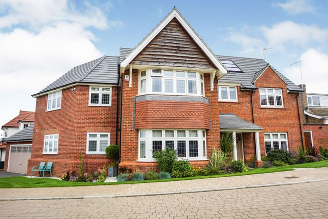 Thumbnail Detached house for sale in Manor Road, Barton Seagrave