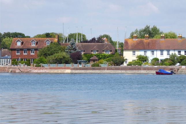 Thumbnail Detached house for sale in Shore Road, Bosham, Chichester, West Sussex