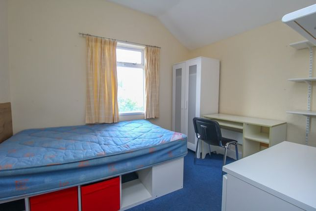 Bedroom Two of Cathays Terrace, Cathays, Cardiff CF24
