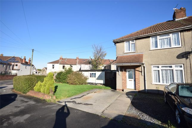 Thumbnail Semi-detached house for sale in Radley Road, Fishponds, Bristol