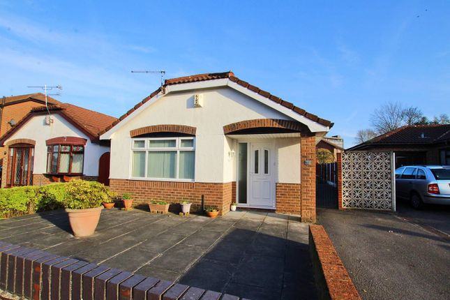 Thumbnail Detached bungalow for sale in St Georges Road, St Helens