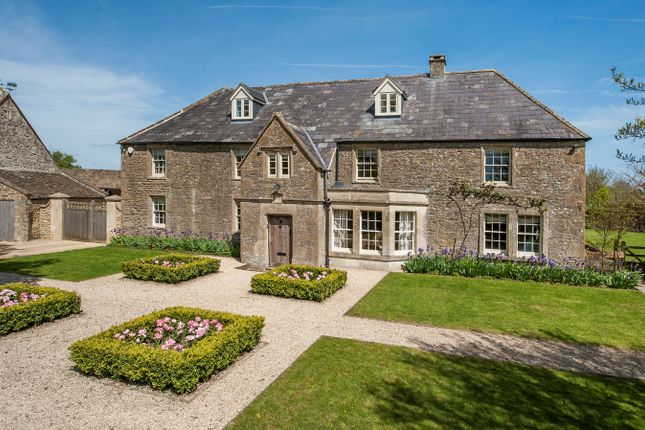Thumbnail Detached house for sale in Little Ashley, Bradford-On-Avon