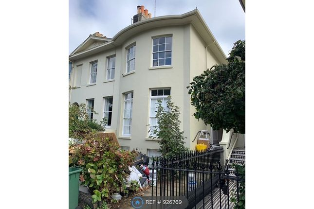 Thumbnail Semi-detached house to rent in Hanover Crescent, Brighton