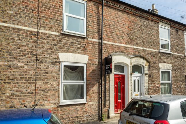 Thumbnail Terraced house to rent in Lansdowne Terrace, York