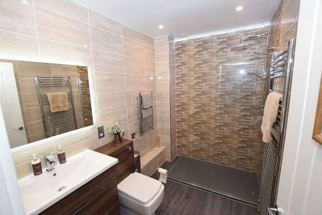 Shower Room of Ocean View Crescent, Brixham TQ5