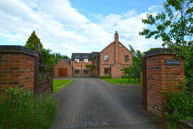 Thumbnail Detached house for sale in Beech Lodge, High Street, Guilsborough, Northampton