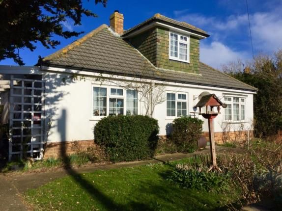 Thumbnail Bungalow for sale in Haslemere Gardens, Hayling Island