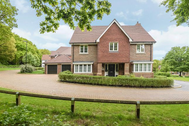 Thumbnail Detached house for sale in Horsted Grove, East Grinstead