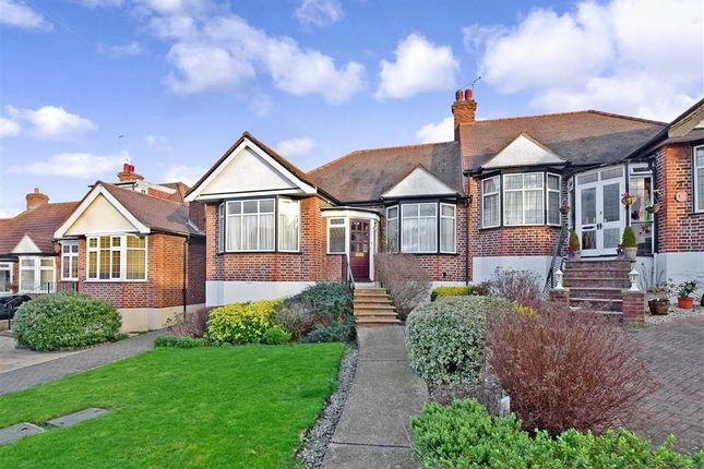 Thumbnail Semi-detached bungalow for sale in Sunset Avenue, London