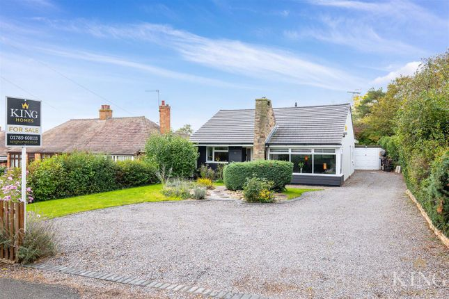 Thumbnail Detached bungalow for sale in Westholme Road, Bidford-On-Avon, Alcester