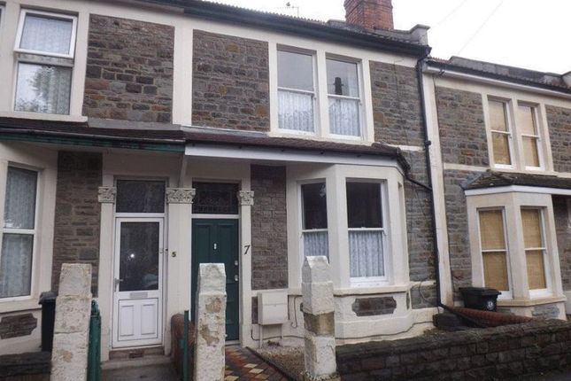 Thumbnail Property to rent in Stanbury Avenue, Fishponds, Bristol
