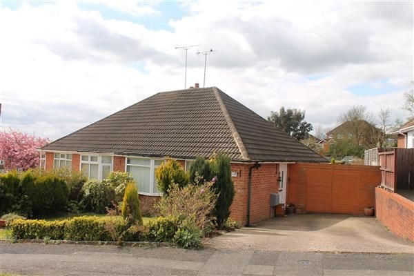 Thumbnail Bungalow for sale in Malvern Road, Headless Cross, Redditch, Headless Cross, Redditch