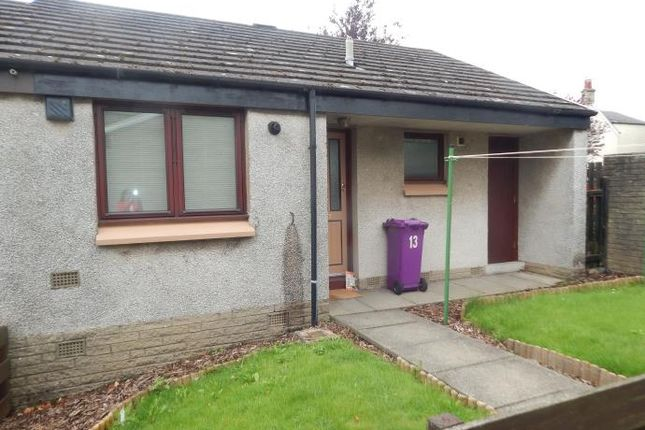 Thumbnail End terrace house to rent in Terrace Road, Carnoustie