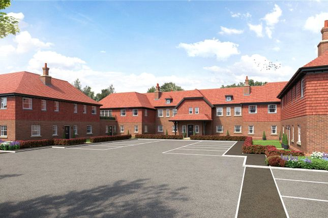 Thumbnail Flat for sale in Squires Park, Bushey Hall Drive, Bushey, Hertfordshire