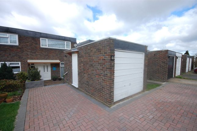 Thumbnail Semi-detached house for sale in Wickham Place, Basildon, Essex