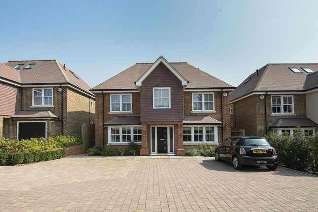Thumbnail Detached house to rent in Glen Way, Watford