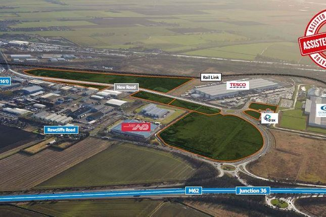 Industrial for sale in Goole 36, J36