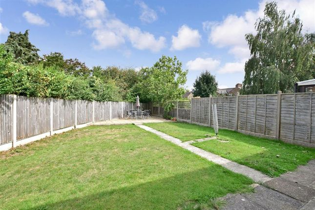Rear Garden of St. Mildreds Place, Canterbury, Kent CT1