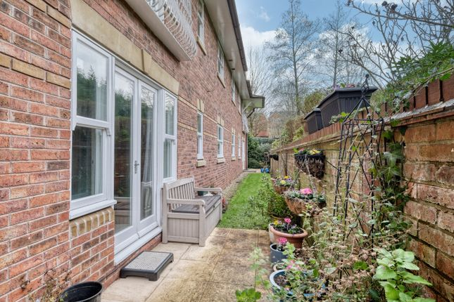 Patio of Rowan Court, Worcester Road, Droitwich WR9