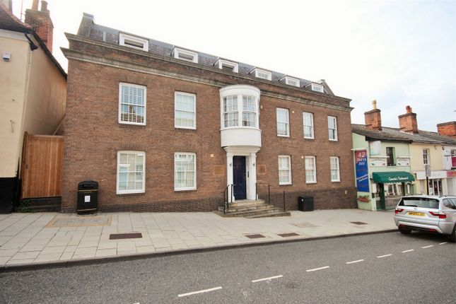 Thumbnail Flat for sale in Oriel House, North Hill, Colchester, Essex