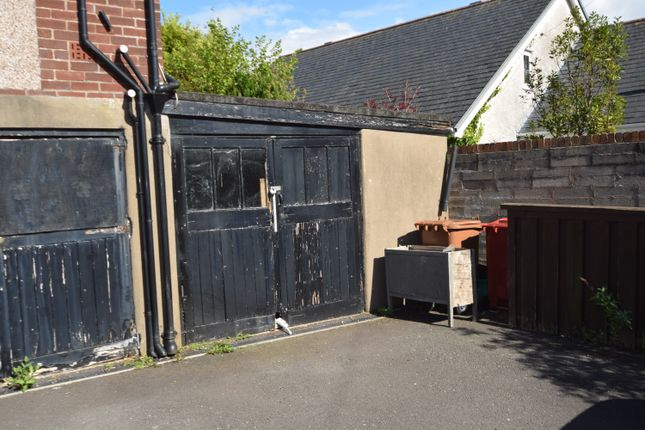 Garage of Prospect Avenue, Barrow-In-Furness LA13
