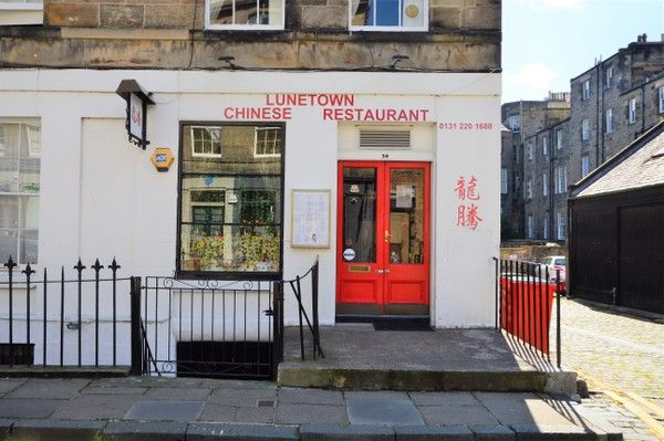 Thumbnail Restaurant/cafe for sale in William Street, Edinburgh