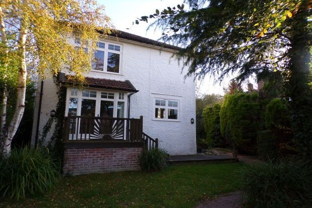 Thumbnail Detached house to rent in Thatched Cottage Park, Southampton Road, Lyndhurst